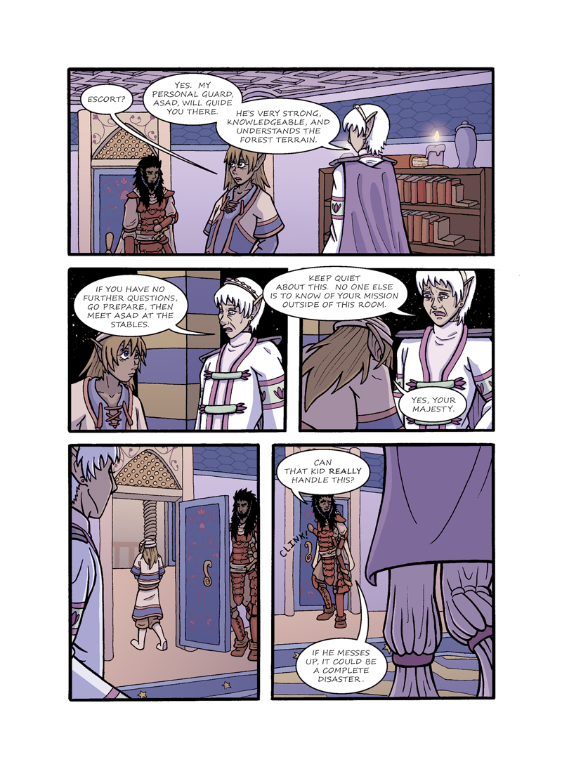 Chapter 1:  Page 3