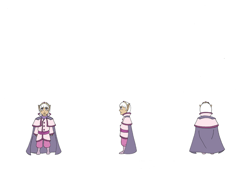 Young Emil Turn-Around